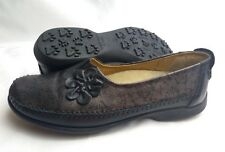 Tsonga Loafer Clog Orthotic Friendly Women Casual Shoe Copper Bronze Brown Black