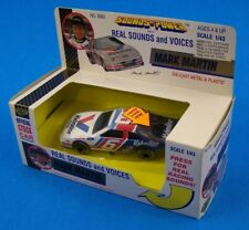 Vintage Mark Martin Road Champs 1/43 Die Cast Official Stock Car Collection