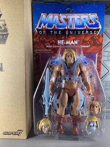Masters of the Universe Ultimates - HE-MAN - MOTU - MOTUC