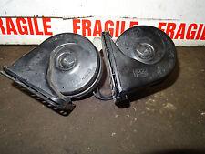 Ford Focus car horn + mount titanium titanium x zetec 2011 - 2014 BM5T-13A803-