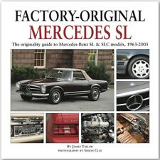 Mercedes-Benz SL (W 113 R/C 107 R 129 Originality Guide Original) Buch book