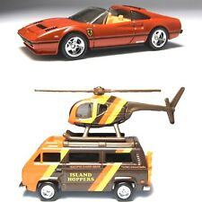 Magnum, P.I. Hot Wheels Collection Set
