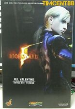 Ready! Hot Toys VGM13 Biohazard Resident Evil Jill Valentine Battle Suit Version