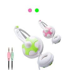 Auriculares Cascos Micrófono On-Ear PARA Música Ordenador Portátil móviles 2,1m