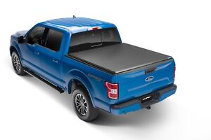 Lund For 2015-2019 Ford F-150 Hard Fold Truck Bed Tonneau Cover 5.5 Ft - 969364