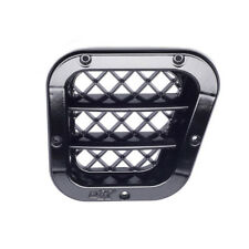 LAND ROVER DEFENDER 90 / 110 & PUMA PREMIUM SPORT SIDE INTAKE RH JAVA BLACK