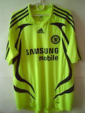 Excellent! 2007-08 Chelsea Away Shirt Jersey L