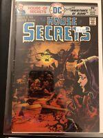 The House Of Secrets #134 High Grade DC Horror Comic Book