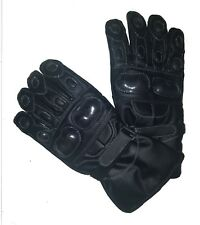 Quality Leathe Thermal Winter Motorbike Motorcycle Gloves Carbon Fiber Knuckles