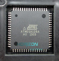 10PCS IC ATMEGA128A-AU ATMEGA128A QFP-64 8-bit Microcontroller NEW
