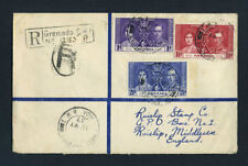 Used George VI (1936-1952) British First Day Covers Stamps