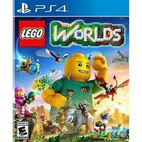 Warner Home Video - Games LEGO Worlds - PlayStation 4