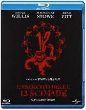 Blu Ray L'ESERCITO DELLE 12 SCIMMIE - (1996) **Contenuti Speciali** ......NUOVO