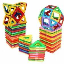 Magnetische Bausteine Magnetspiel Set Pädagogische Bauklötze Spielzeug Geschenk