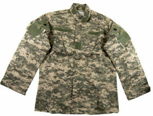 HELIKON SHIRT Combat BDU SFU  ACU Digital Camouflage Army Tactical Military MR