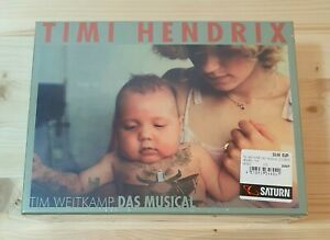 Timi Hendrix - Tim Weitkamp_Das Musical (Ltd. Box) 2018, Neu + OVP , Trailerpark