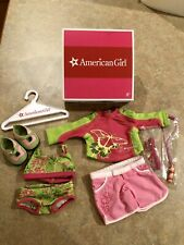 American Girl Jess 2 in 1 Kayak Outfit NIB