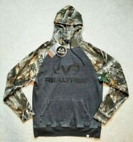 Realtree Active Men's Camo Pullover Hoodie Size M