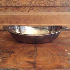 Antique Art Krupp Germany Silverplate Bowl