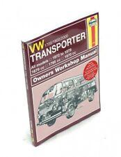 VW Bay Window Haynes Workshop Manual T2 Transporter 1700 1800 2000 72-79 Camper