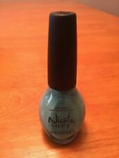 Nicole by Opi Nail Polish #Ni 471 Poised For Turquoise .5Oz Brand New & Unused