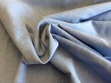 "Blue Denim Colored Cotton-60""W-1/2 Yard"