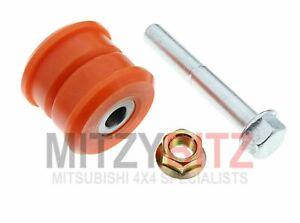 REAR SUSPENSION TRAILING ARM BUSH 1 ONLY MITSUBISHI PAJERO SHOGUN V46W MK2 2.8T