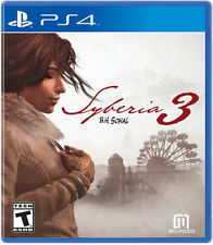 Syberia 3 PS4 New PlayStation 4, PlayStation 4