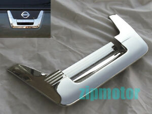 TAILGATE DOOR HANDLE COVER TRIM CHROME 2PCS FOR 05-12 FRONTIER TRUCK 08 09 10 11