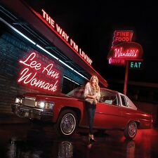 LEE ANN WOMACK - THE WAY I'M LIVIN'  CD NEUF