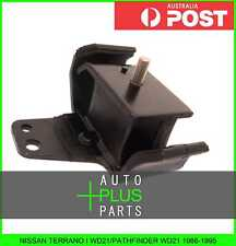 Fits NISSAN TERRANO I WD21/PATHFINDER WD21 Right Hand Rh Engine Mount Td27/Vg30