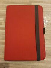 "Targus Universal Tablet 7"" (17,8cm) - 8'' (20,3cm) Flip Case Schutzhülle in Rot"