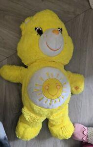 Yellow Care Bear Sunshine Bear