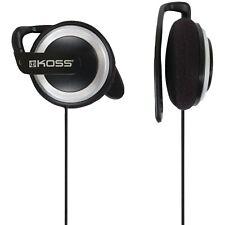 Koss KSC21 Sportclip Clip-On Headphones Earphones For Sports Gym Jogging Running