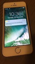 Apple iPhone 5s - 16GB - Gold Smartphone