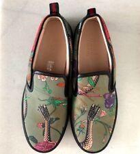 428374f925e Gucci Canvas Floral Shoes for Men for sale