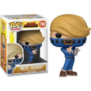 My Hero Academia Best Jeanist #786 - New Funko POP! vinyl Figure