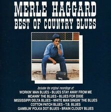 Merle Haggard - Best of the Country Blues [New CD] Manufactured On Demand
