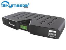 Skymaster DVB-T2 Freenet TV Terrestrisch Irdeto DVBT2 Receiver DTR5000 SCART