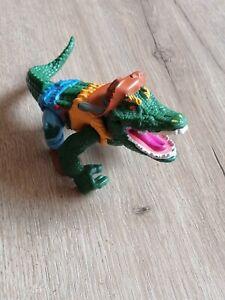 Figurine alligator  -Tortues Ninja- Vintage --