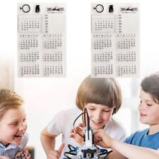 transparent seal DIY scrapbook finished chapter stamp perpetual calendar