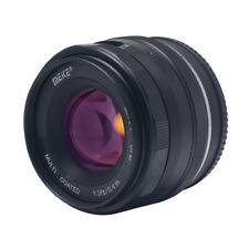 Meike 35mmF/1.4 Standard Fixed Focus Lens For Fujifilm X mount Mirrorless Camera