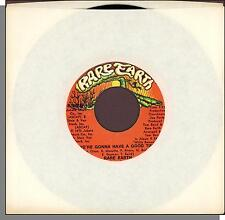 """Rare Earth - We're Gonna Have a Good Time + Would You Like To Come Along-7"""" 45"""