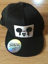 BNWT PRIMARK Disney Boys Girls Mickey mouse Cap Hat Age 4-7