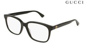 GUCCI Glasses Frames GG0330O (001) Black RRP- £210