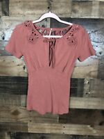 Free People Womens Top Size Small