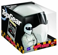 BBC Top Gear Stig Helmet Garage Collection Model Car Display Mondo Motors #NG