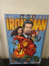 Invincible Iron Man by Kurt Busiek and Sean Chen Hardcover Omnibus (New)~