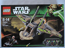 Lego Star Wars 75024 - HH-87 Starhopper kpl   + BA + Figuren  + OVP   TOP