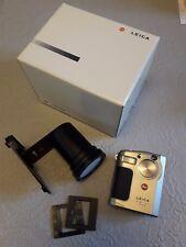 LEICA digilux zoom + Digicopy in original box with battery e SmartMedia card